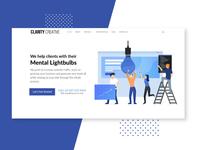 Clarity Creative Header