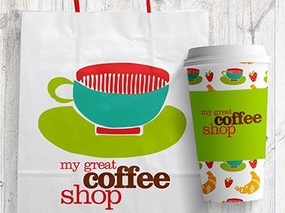 coffee shop to go