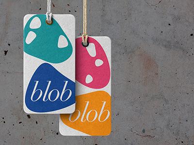 design with blob