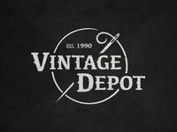 Vintage Depot Logo