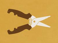 Vintage Scissors [Cottage Series]