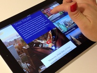 NYC Tablet City Guide