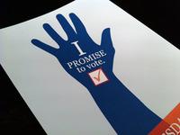 I Promise to Vote.