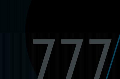 Three 7s
