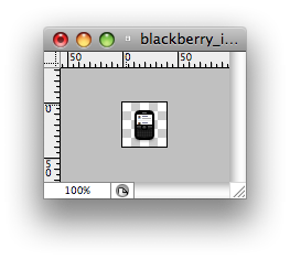 Making little icons