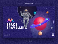 Space travelling