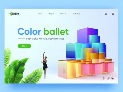 Color ballet