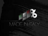 99% made in Italy