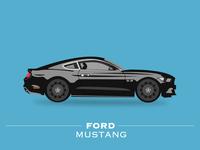 Mustang Absolute Black