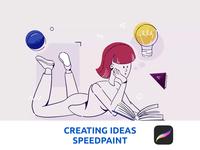 Creating Ideas Illustration Speedpaint