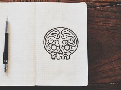 Skull No. 1