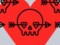 <3 day skull
