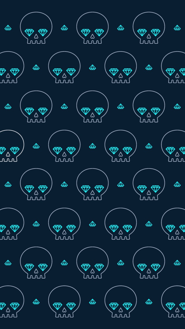 Jackie Saik Projects Skull IPhone Wallpapers