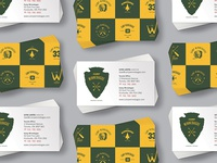 Camp Winnebagoe Branding