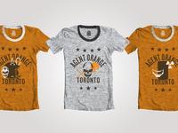 Agent Orange T-shirts