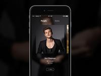 Fashion App - Design Exploration