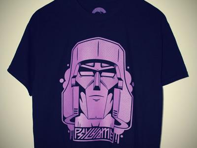 Megatron T Shirt megatron tshirt retro 1986