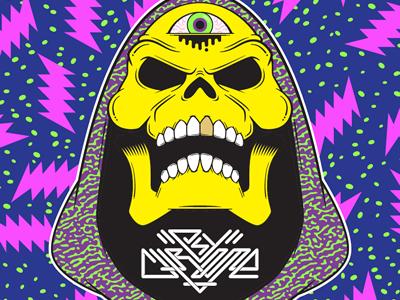 Skeletor!! skeletor 80s he-man