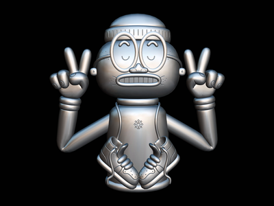 Eugene! hypebeast sneakerhead sneakers sneaker sketchfab blender 3d art 3d character