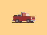 Moonshiner Truck