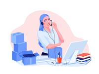 online store call center