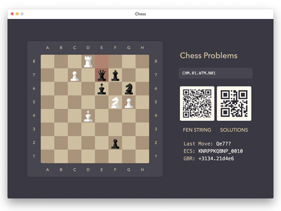 Chess App draw checkmate mate application chessboard problems app chess