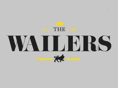 Wailers serif