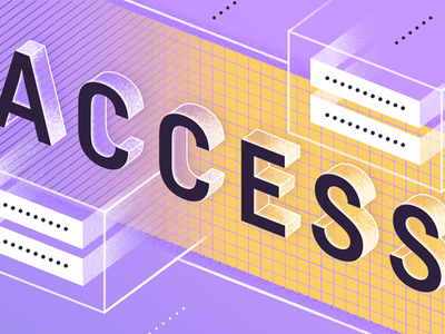 Cloudflare Access - A new way to VPN vpn typography social media graphic design illustration