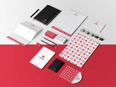 Vatreena Branding app basket cart discount logo