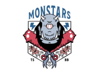 Monstars Baseball Team