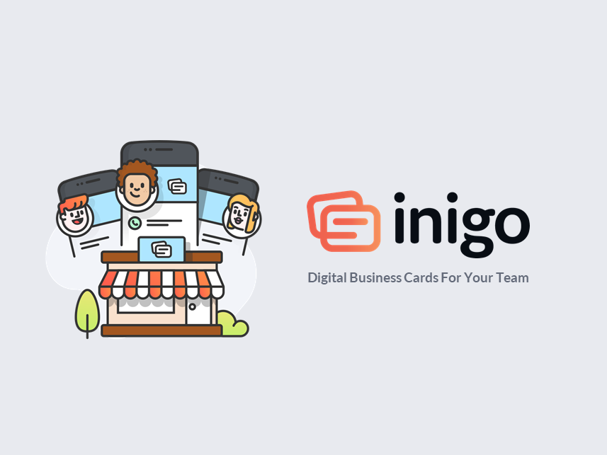 Inigo Digital Business Cards business cards free inigo cards inigoapp inigo digital cards business cards digital business cards