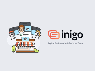 Inigo Digital Business Cards