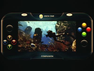 Xbox One Handheld Idea