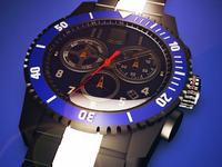 3D Watch WIP