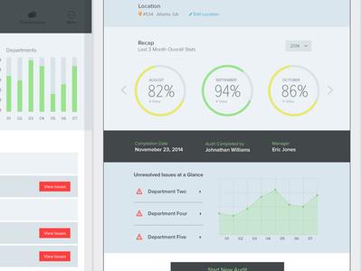 Enterprise App UI