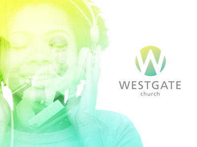 Westgate Brand Exploration mark logo identity whitespace simple clean double exposure branding