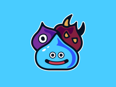 Dragon Quest - Slime