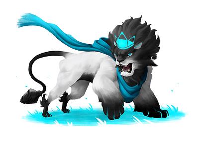 Redraw Huion Mascot design digital 2d colors ilustration character-design digital-art