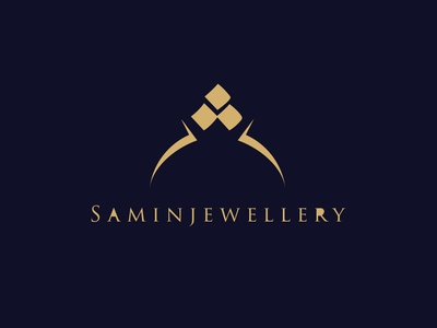 Samin Jewellery Logo Design