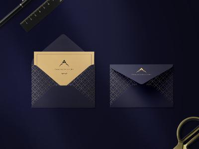 Samin Jewellery Envelope Design