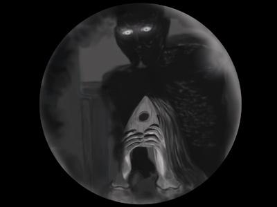 Ouija supernatural black art movie girl demon ghost ouija