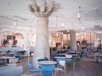 Cafe Gulliver: corporate identity
