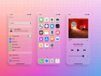 Transparent iOS