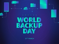 Don't forget to backup your data