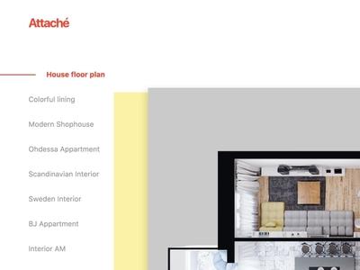 Attaché WP theme for Architect