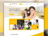 Beyond Care Website