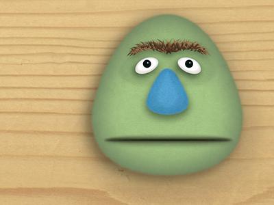 Muppet head wip