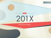 201X Motion Reel