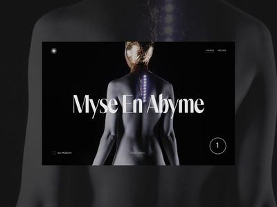 Edoardo Smerilli – Film Director inspiration designs sketch portfolio cinema bold web minimal design
