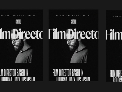 Edoardo Smerilli – S04 uiux ui web animation design billboard brutalism bold cinema poster